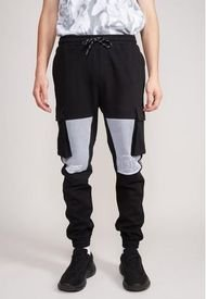 Jogger Red Negro Sioux