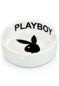 Cenicero Circular Blanco Play Boy Kubayoff Kubayoff