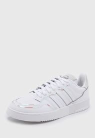 Zapatilla Blanca Adidas Originals Supercourt W