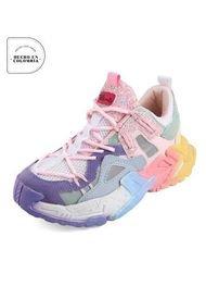 Tenis Sneakers Pasteles Tellenzi 2611