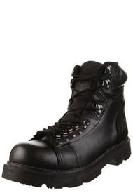 Zapato Negro Ruta 21 Borceguie
