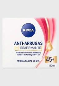 Crema  Facial antiarrugas reafirmante 45+ 50 ML  Multicolor Nivea