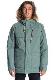 Casaca Jacket Hombre Verde Rip Curl