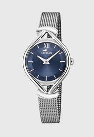 Reloj Urbano Azul Lotus