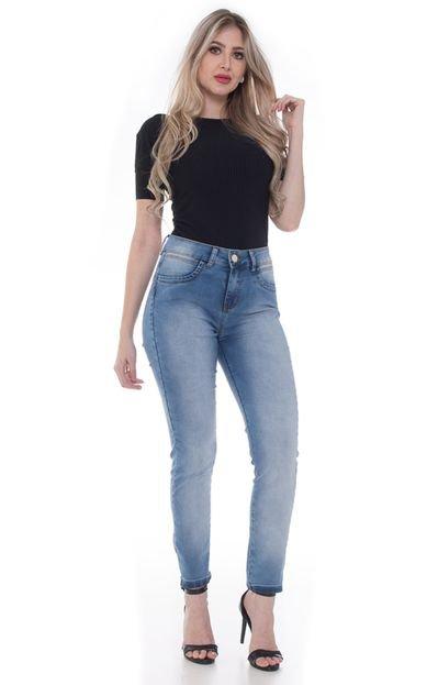 Imporium Calça Jeans Imporium Skinny Azul QZTN3