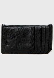Billetera Negro Desigual