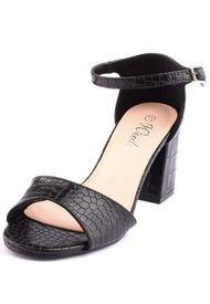 Zapato Casual Viki Negro Weide
