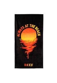 Toalla Reef Negro Reef