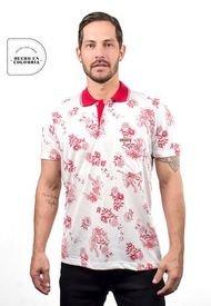 Camiseta Tipo Polo Verde Menta Puntazul