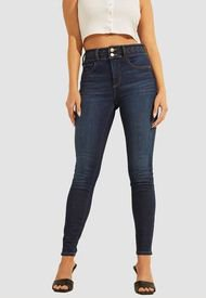 Jeans Shape Up W Braided Waistband Denim Guess