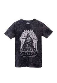 Polera Hombre Join Darth Vader Negro Star Wars