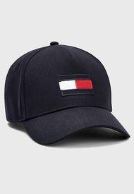 Jockey BIG FLAG CAP Azul Tommy Hilfiger