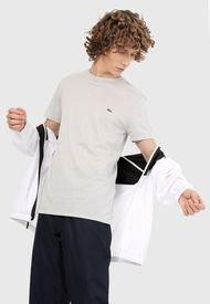 Camiseta Gris Lacoste