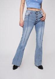 Jeans Flare Celeste Sioux