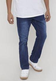 Jeans I Slim Super Flex Azul - Hombre Corona
