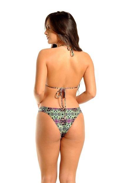 MOS Beachwear Biquini Mos Beachwear Lucy Estampado Barrado 4uwoi