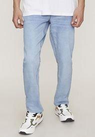 Jeans I Slim Super Flex Azul II - Hombre Corona