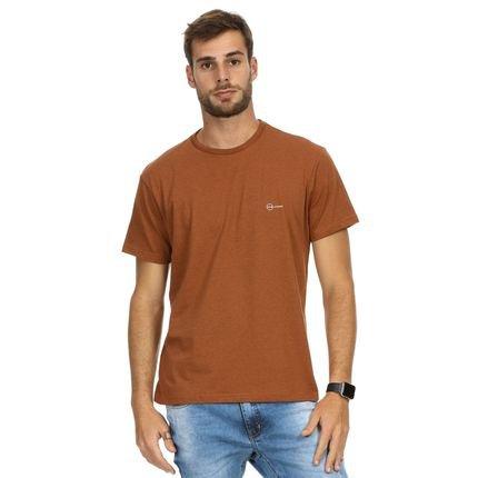 Camiseta VLCS Slim Fit Litoranea Laranja