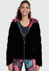 Parka Desigual Reversible PADDED PLAIN COLOR  2000 Multicolor - Calce Regular