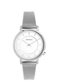 Reloj Harlow Silver Mesh Komono