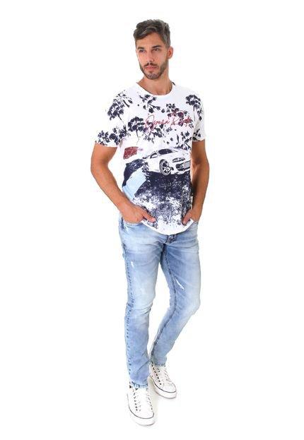 Camiseta Opera Rock T-Shirt Branca
