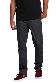 Jeans Slim Gris Oscuro Volcom