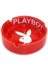Cenicero Circular Rojo Play Boy Kubayoff Kubayoff