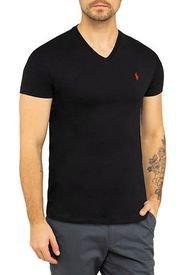 Camiseta Negro Polo Ralph Lauren M Classics