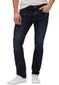 Jeans Slim Soft Midnight Wash Azul Oscuro GAP