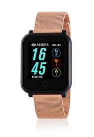 Smartwatch Full Touch Screen Oro Rosa Marea Watches