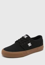 Zapatilla Negra DC Shoes Trase TX