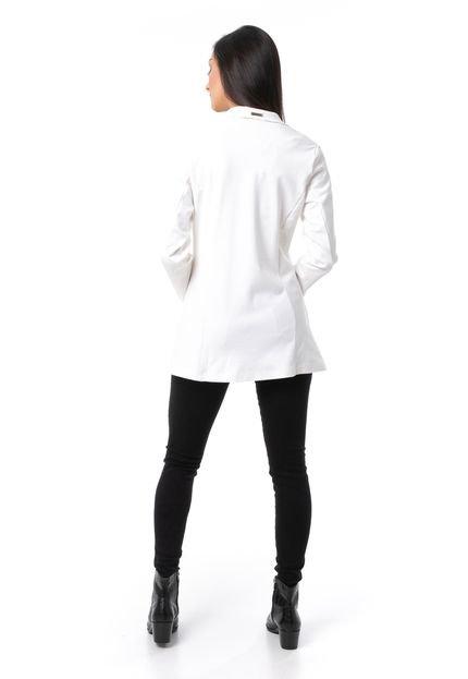 PKD Concept Blazer Alongado PKD Off White
