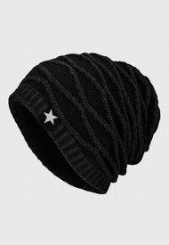 Gorro Invierno Texturado Negro Millam