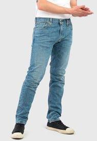 Jeans Levis 512 Slim Taper Mex Light 6 Azul - Calce Regular