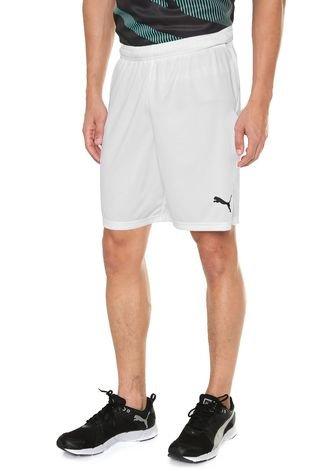 Short Puma Liga Core Branco