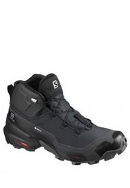 Bota Negra Salomon Cross Hike Mid GTX m