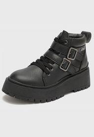 Botín Negro Pepe Jeans