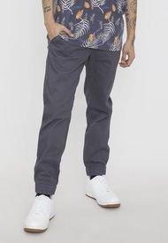 Pantalón Jogger Twill Gris - Hombre Corona