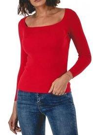 Sweater Magnus Rojo Guinda