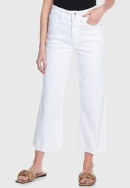 Pantalón Wados Blanco - Calce Holgado