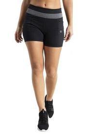 Calza Mujer Short Leg Tioga Negro Bsoul