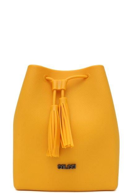 Menor preço em Bolsa Colcci Chicago Amarela