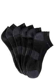 6pack Calcetas Deportivas Zoned Cushion Low Cut And1