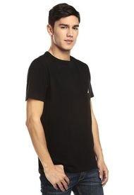 Camiseta Negra Nautica