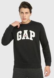 Buzo Negro-Blanco GAP