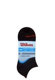 6 Pares Medias Wilson Calcetines