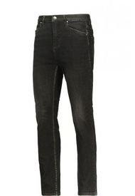 Pantalon Denim Pants Negro Lippi