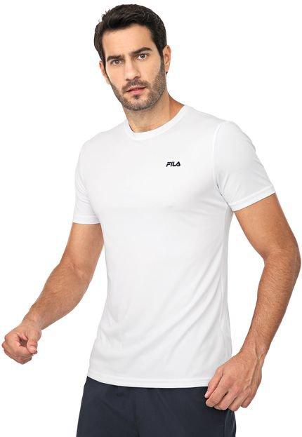 Camiseta Fila Basic Sports Branca