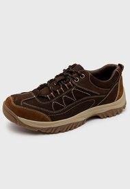 Zapato Cuero Café Nat Geo