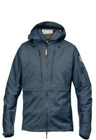 Chaqueta Keb Eco-Shell Jacket Azul Fjallraven